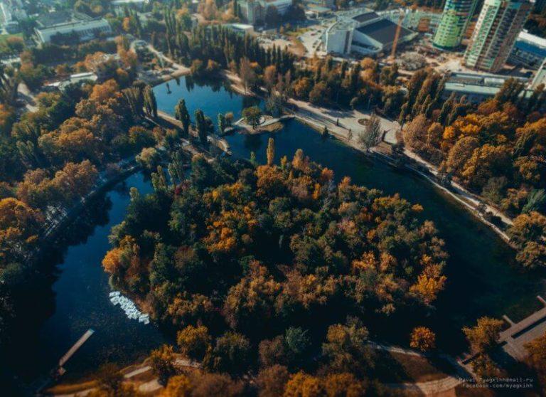 Парк им. Ю. А. Гагарина